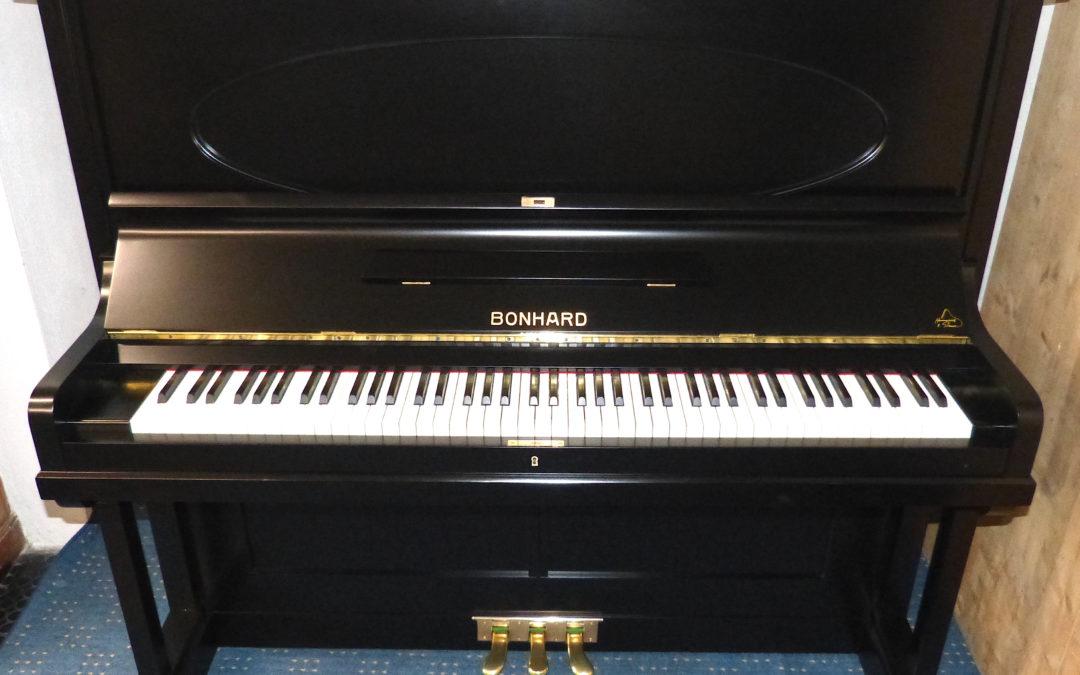 Bonhard Konzert–Klavier 134