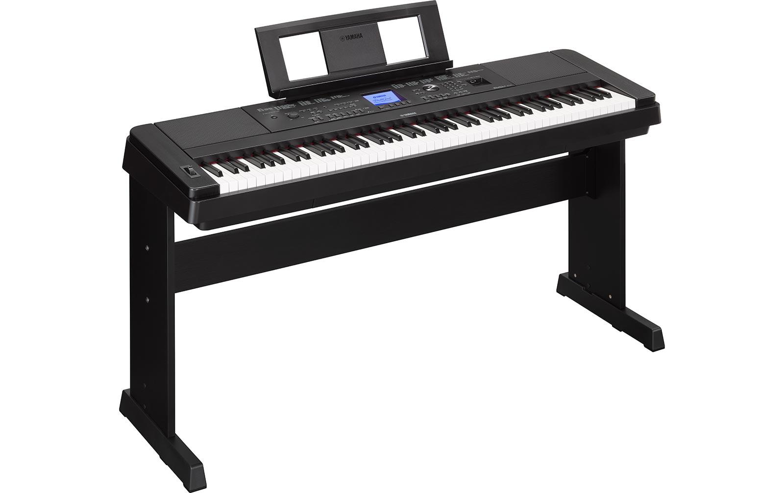 DGX-660 black-3