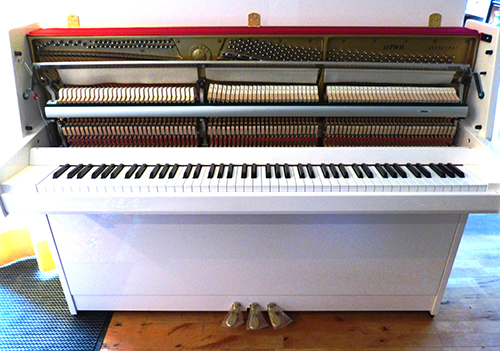 Yamaha-B-1 PWH-2