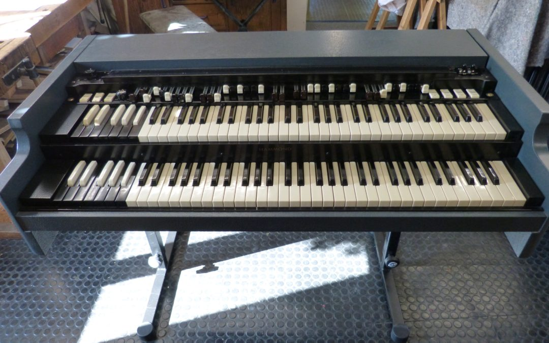 Hammond HX3 transportabel